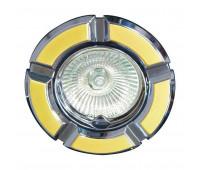 Встраиваемый светильник Feron 098T art.17638  Золото, хром (пр-во Китай)