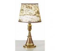 Настольная лампа  Cremasco 527/1LA-BRSF  Бронза (пр-во Италия)