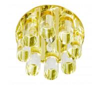 Встраиваемый светильник Feron 1301  Желтый (пр-во Китай)