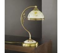 Лампа настольная Reccagni Angelo P 6808 P  Бронза (пр-во Италия)