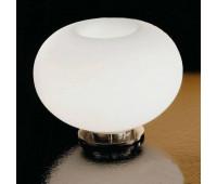 Лампа настольная IDL 9015/1LP satin white  Хром (пр-во Италия)