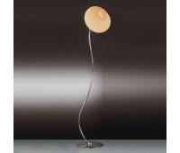 Торшер IDL 9015/1P amber  Хром (пр-во Италия)