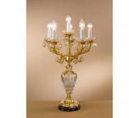 Настольная лампа  Arizzi 445/6/L  Глянцевая позолота (пр-во Италия)