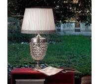 Настольная лампа Masiero Elegantia TL1P G04-G06 6001/TL1 P  Матовый и гальванический хром g04-g06 (пр-во Италия)