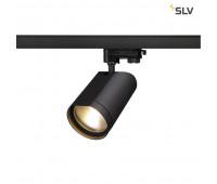 3Ph, BILAS светильник с COB LED 15Вт (16Вт), 2700К, 1000lm, 25°, черный SLV 152990  (пр-во Германия)