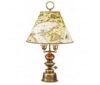 Настольная лампа  Cremasco 525/2LA-BRSF  Бронза (пр-во Италия)