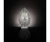 Настольный светильник  VG New Trend 7511421.98  Прозрачный, серый (пр-во Италия)